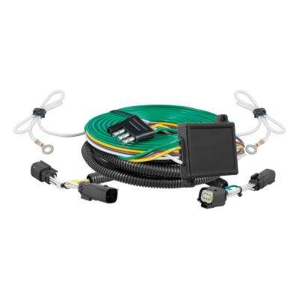 Custom Towed-Vehicle RV Wiring Harness