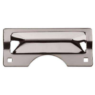 Chrome Heavy Duty Latch Guard