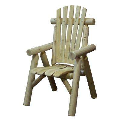 Cedar Wood Outdoor Dining Chair