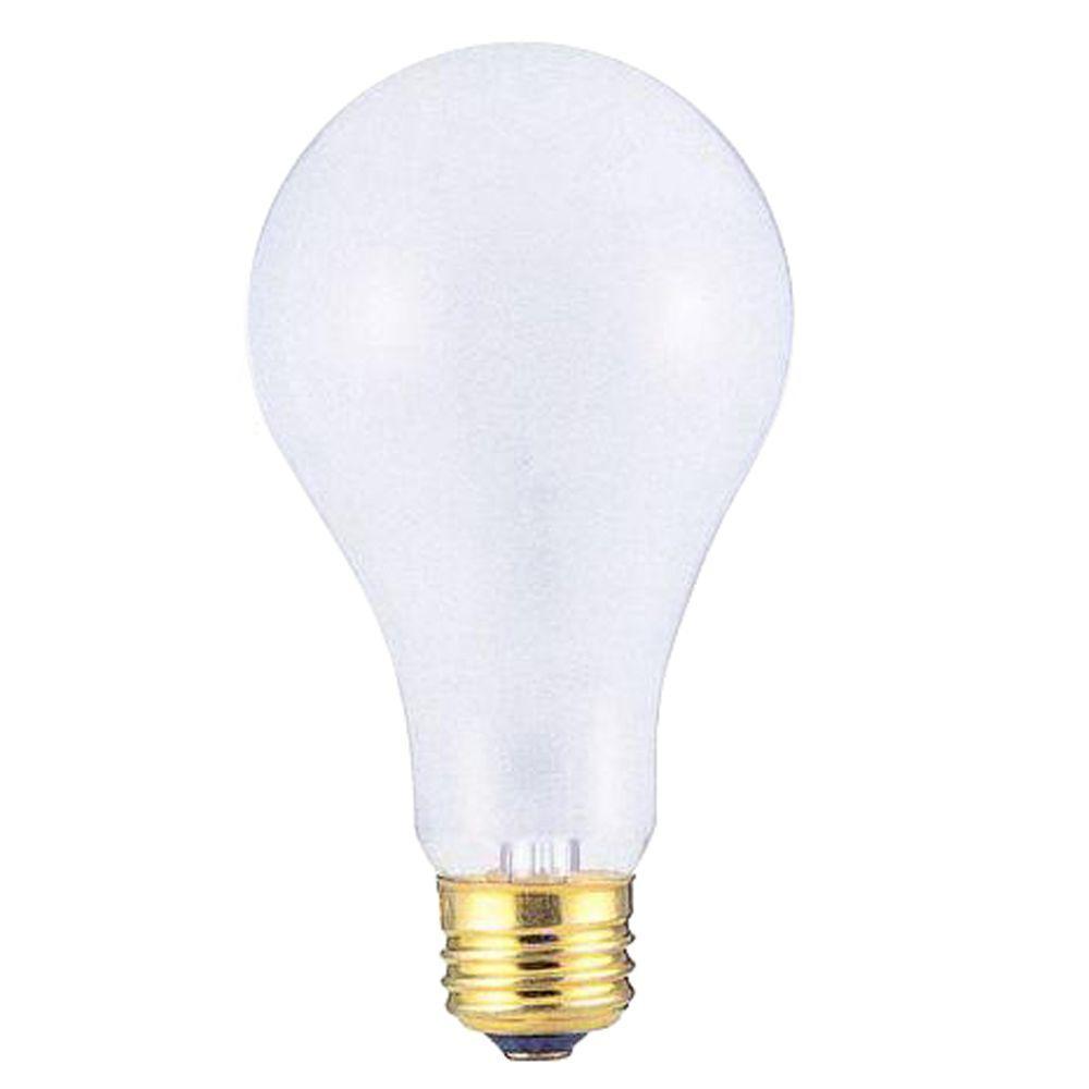 150-Watt Incandescent A21 Light Bulb (50-Pack)