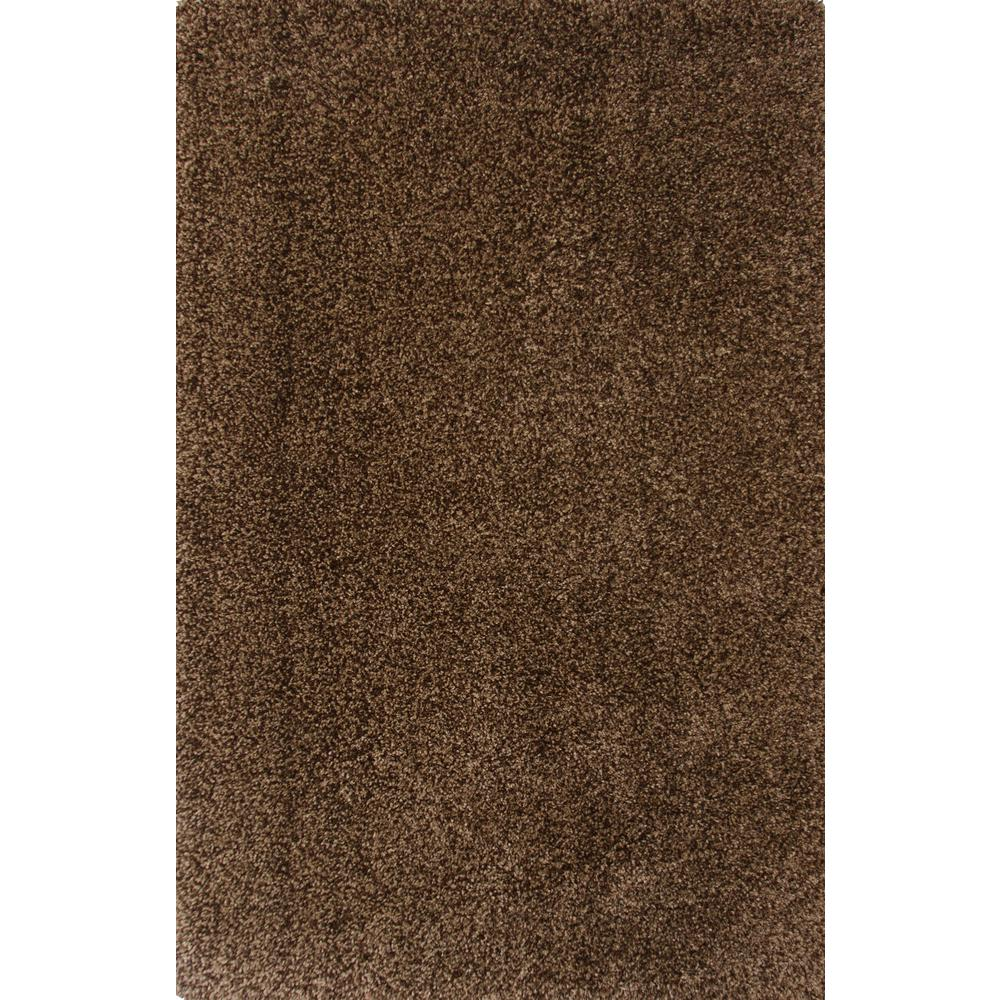Home Decorators Collection Hanford Shag Blended Brown 2 ft. 7 in. x 7 ft. 10 in. Runner