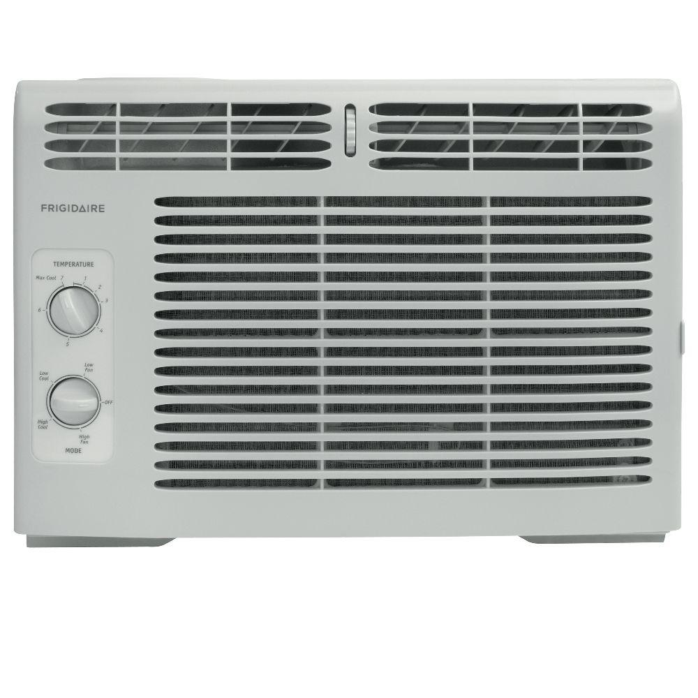 Frigidaire 5000 BTU Window Air ConditionerFFRA0511R1 The Home Depot