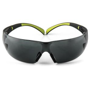 3M SecureFit 400 Gray Anti-Fog Safety Glasses (Case of 4) by 3M