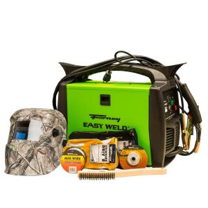 Easy Weld 299 Flux Core Welder Bundle by Easy Weld