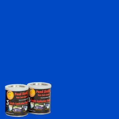 1 QTQuart Blues Exterior Paint Paint The Home Depot