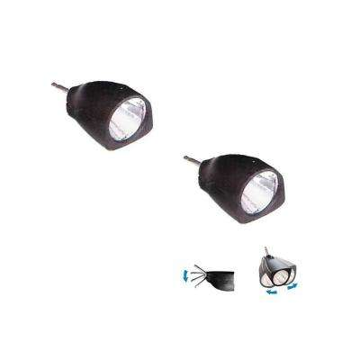 1-Watt Adjustable LED Light Unit (2 per Pack)