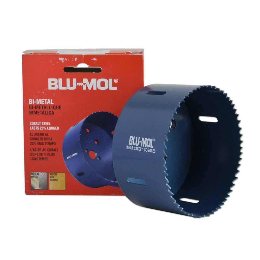 4 in. Bi-Metal Hole Saw