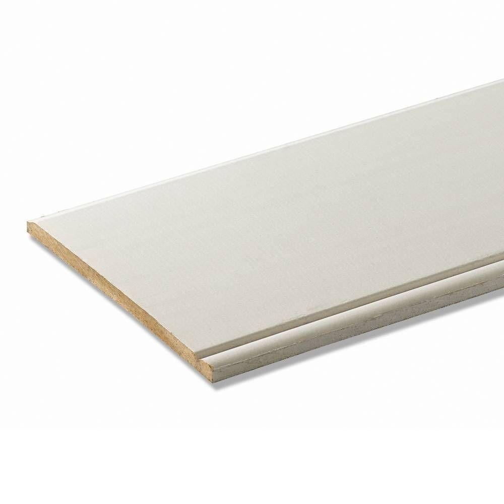 Smartside 8 in x 192 in colonial beaded fiber smooth lap for Fire resistant house siding material hardboard