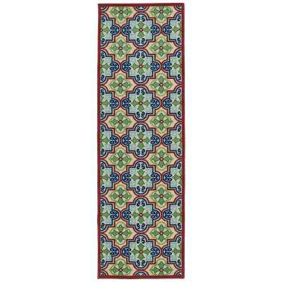 Runner - Non-Slip Backing - Outdoor Rugs - Rugs - The Home Depot