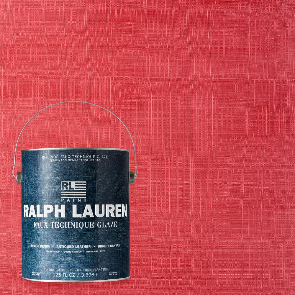 Ralph Lauren 1-gal. Morning Pink Bright Canvas Specialty Finish Interior Paint