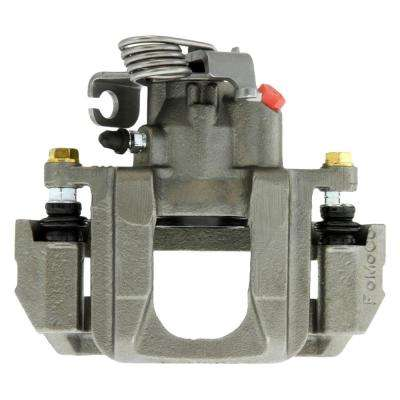 Premium Semi-Loaded Caliper Housing/ Bracket/ Cable Guide/ Lever & Sprin - Rear Left