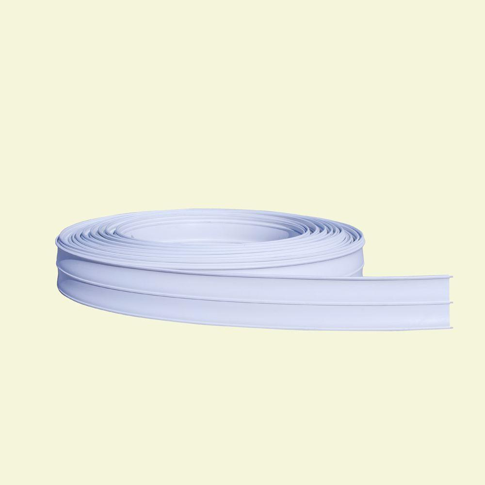 5 in. x 660 ft. White Flexible Rail Horse Fence