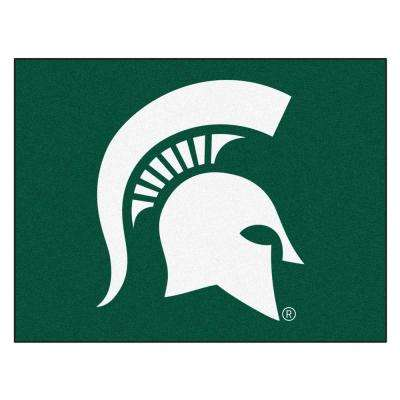 Michigan State University 3 ft. x 4 ft. All-Star Rug