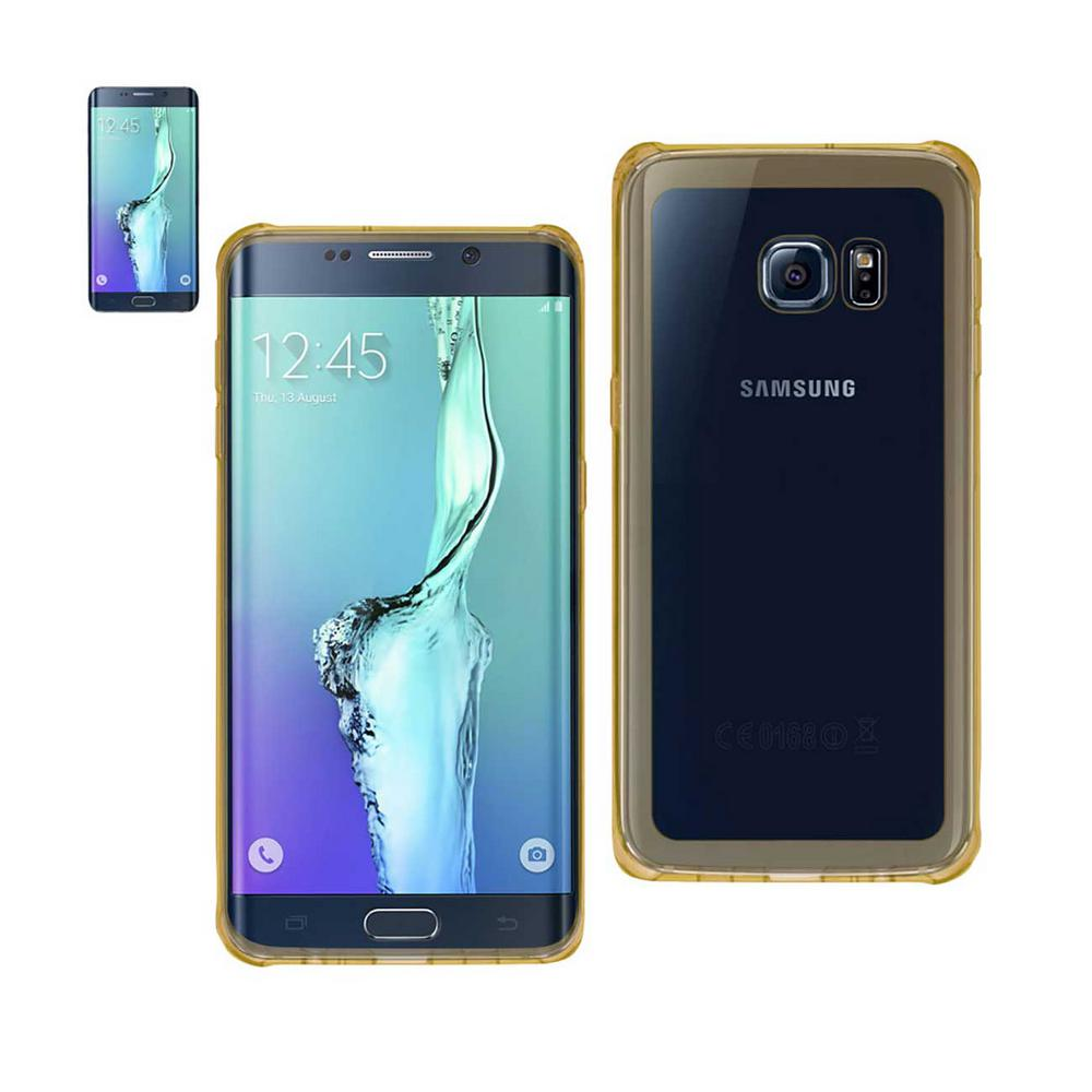 Reiko Galaxy S6 Edge Plus Air Cushion Case In Gold