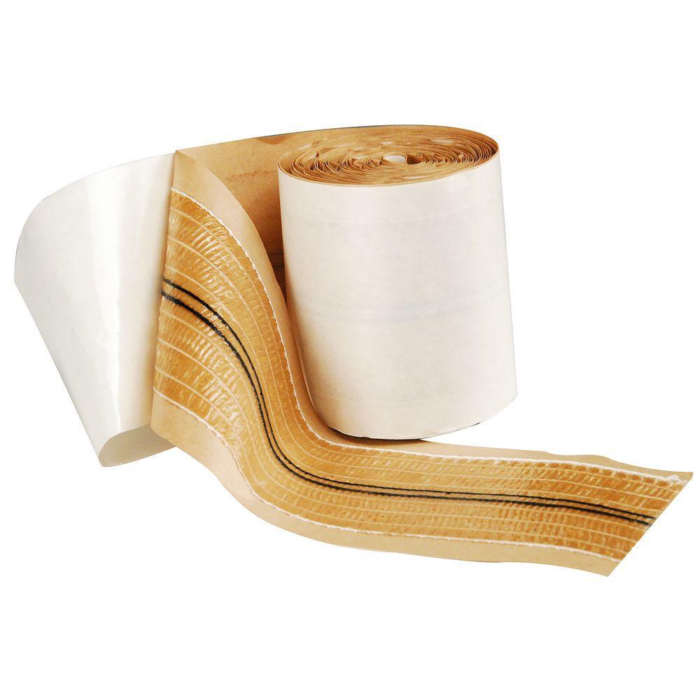 Indoor Pressure Sensitive 15 ft. Carpet Seaming Tape Roll