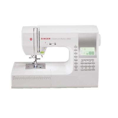 Sewing Machines Household Appliances The Home Depot Inspiration Home Depot Sewing Machine