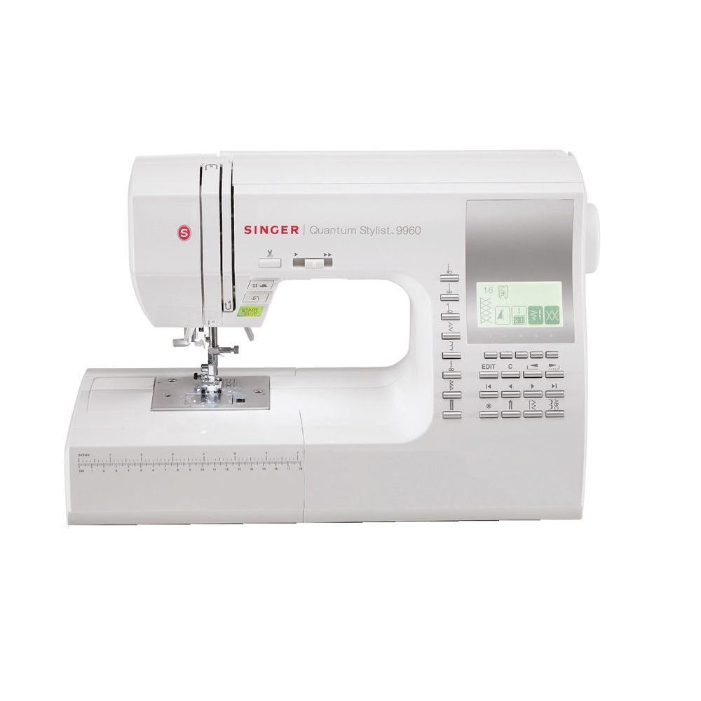 Singer Quantum Stylist 600-Stitch Sewing Machine 9960