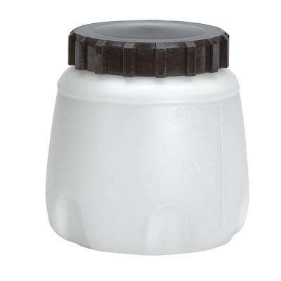 Finish Max Container and Lid for Fine Finish HVLP Sprayer