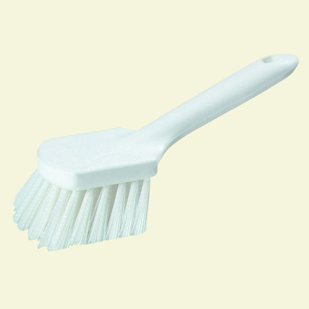 Carlisle 9.25 in. Polystyrene Scrub Brush (Case of 12)