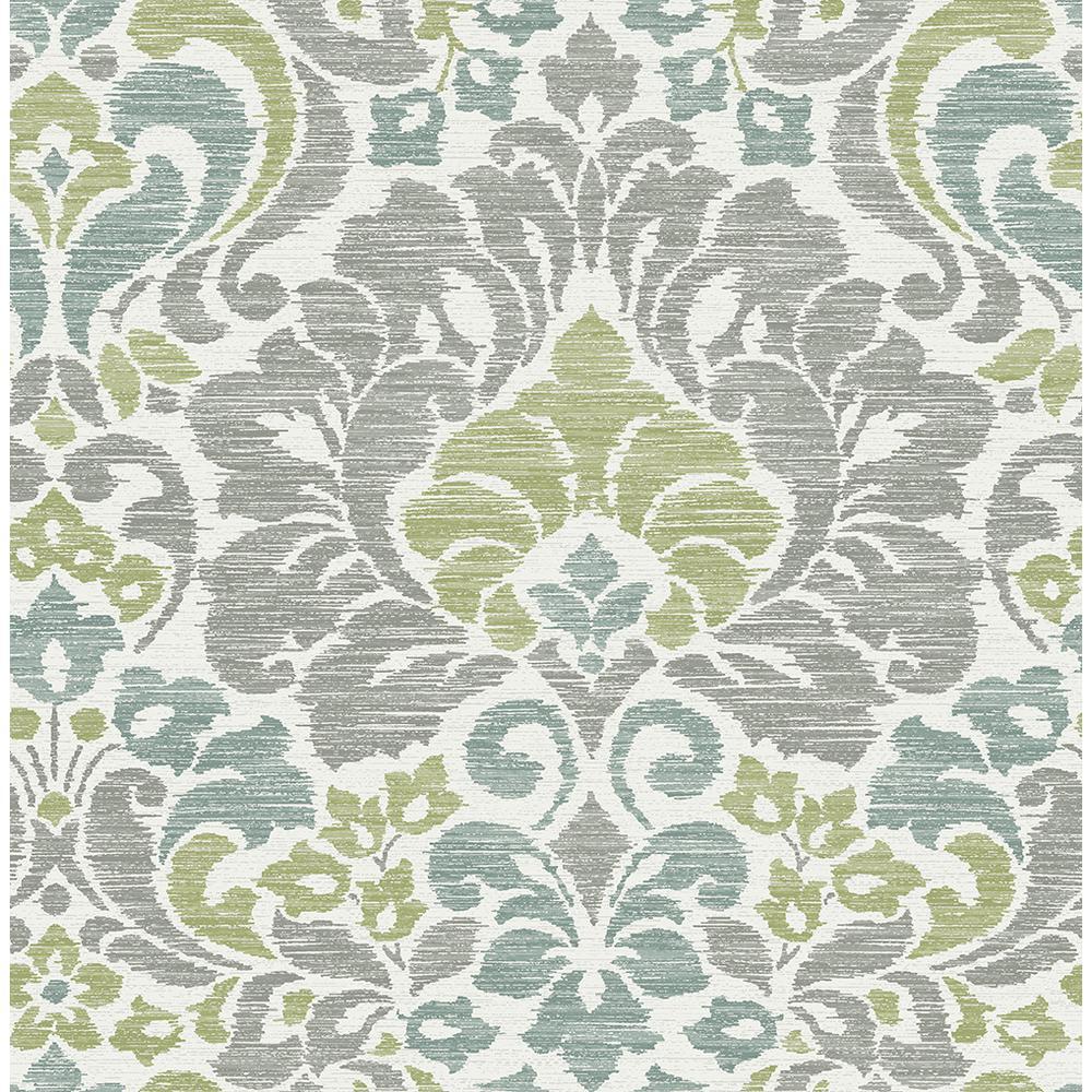 Arthouse Paradise Garden Mint Green Wallpaper 692401 The Home Depot