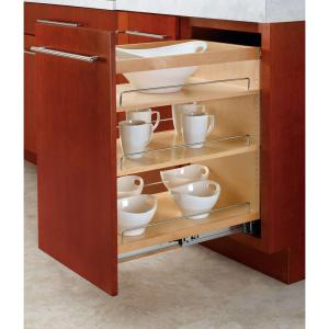 kitchen cabinet pull out shelves home depot rev a shelf 25 48 in h x 14 in w x 22 47 in d pull out 19351