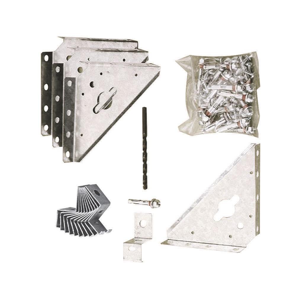 Arrow Concrete Anchor Kit for Storage Building