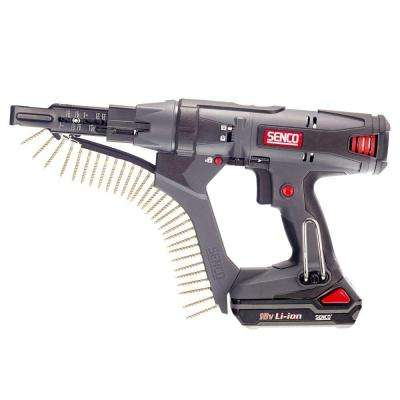 DS312-18-Volt Lithium-Ion 3 in. Cordless 2,500 RPM Screwdriver