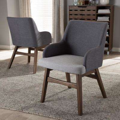 Gray - Dining Chairs - Kitchen & Dining Room Furniture - The Home