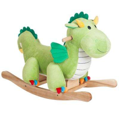 Plush Rocking Dagwood Dragon