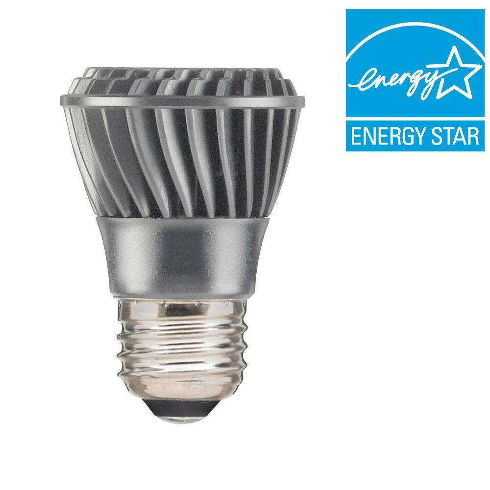 GE 25W Equivalent Bright White (3000K)PAR16 Spot Flood LED Light Bulb