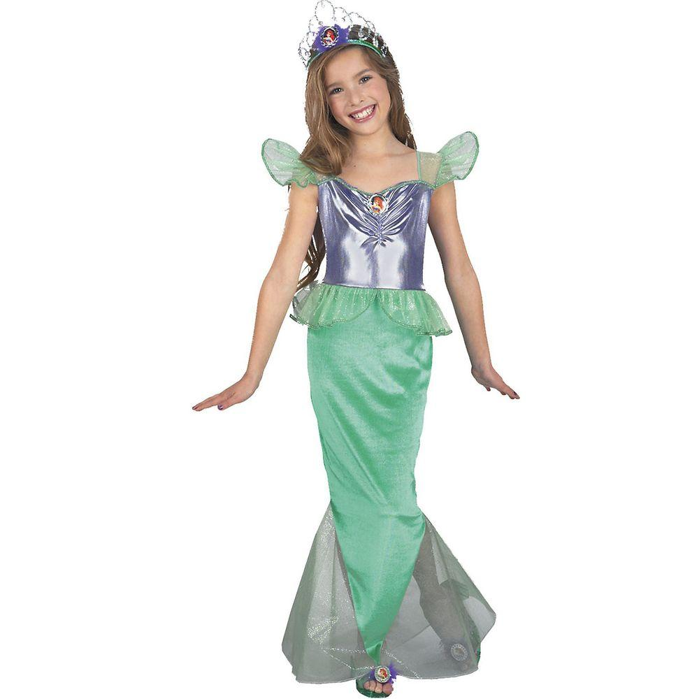 Ariel Little Mermaid Standard Child Costume