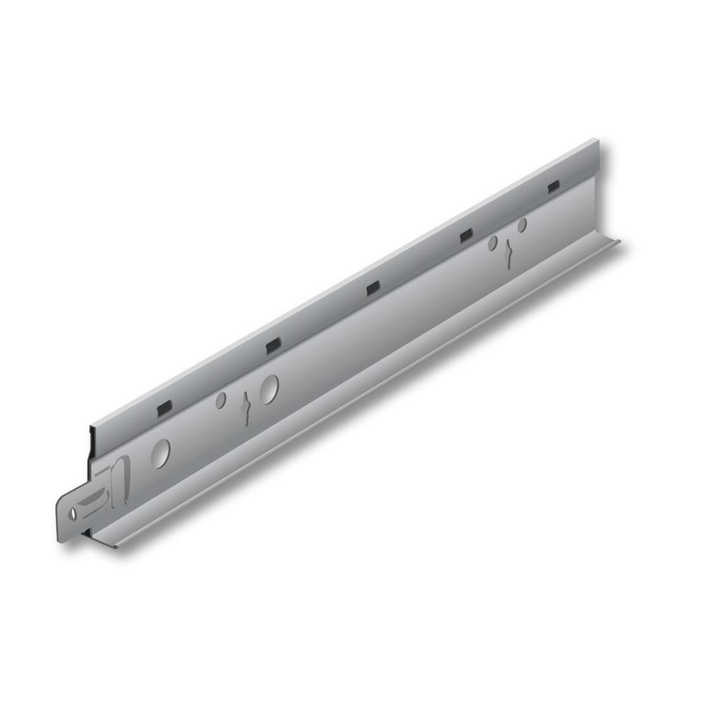 Suspend it 1 in panel clips for securing drop ceiling tiles 20 12 ft x 1 4164 in heavy duty fire rated dailygadgetfo Image collections