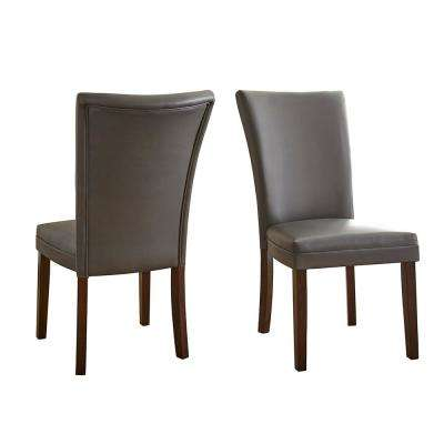 Berkley Gray Parsons Chair- Set of 2