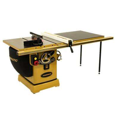 PM2000B 230-Volt/460-Volt 5HP 3PH 50 in. RIP Table Saw with Accu-Fence