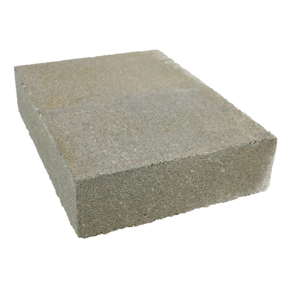 Oldcastle 4 in. x 16 in. x 16 in. Mobile Home Concrete Pad ... on new construction materials, log cabin materials, pueblo home materials,