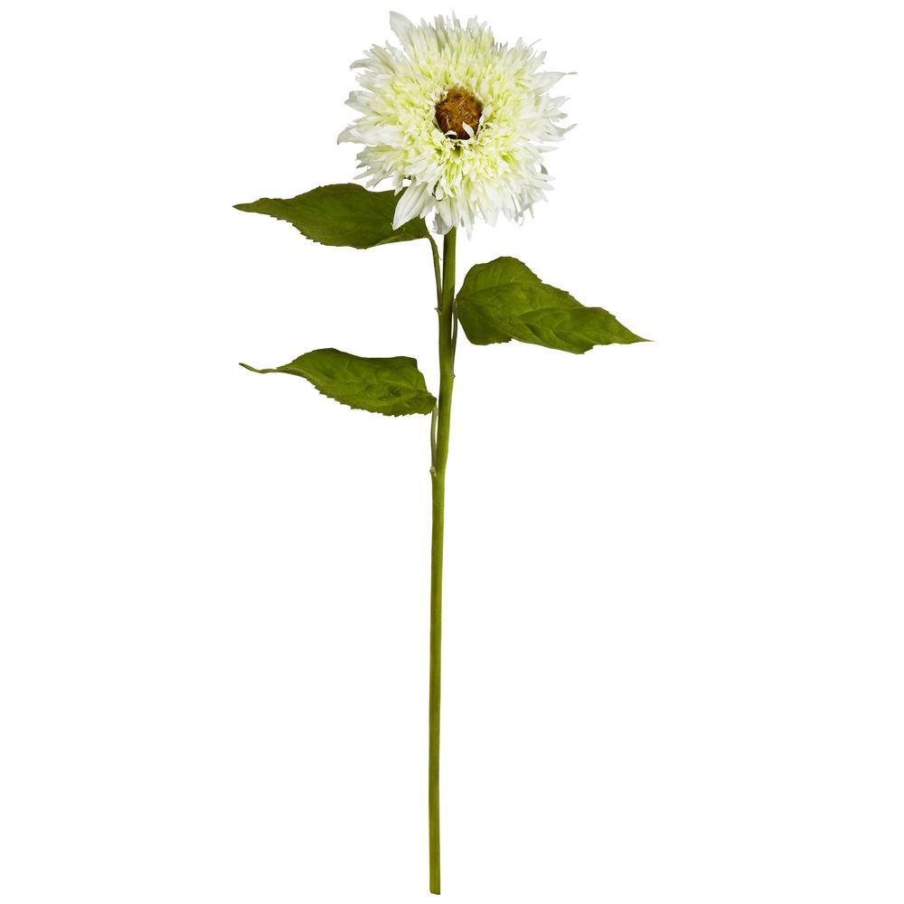 Indoor 26 in. Sunflower Artificial Flower (Set of 6)