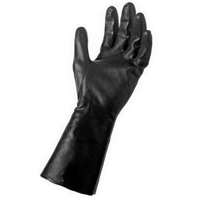 Large/X-Large Black Reusable Neoprene Multi-Purpose Gloves (3-Pack)