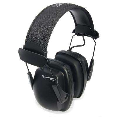 Sync Stereo Earmuffs with Audio Input Jack
