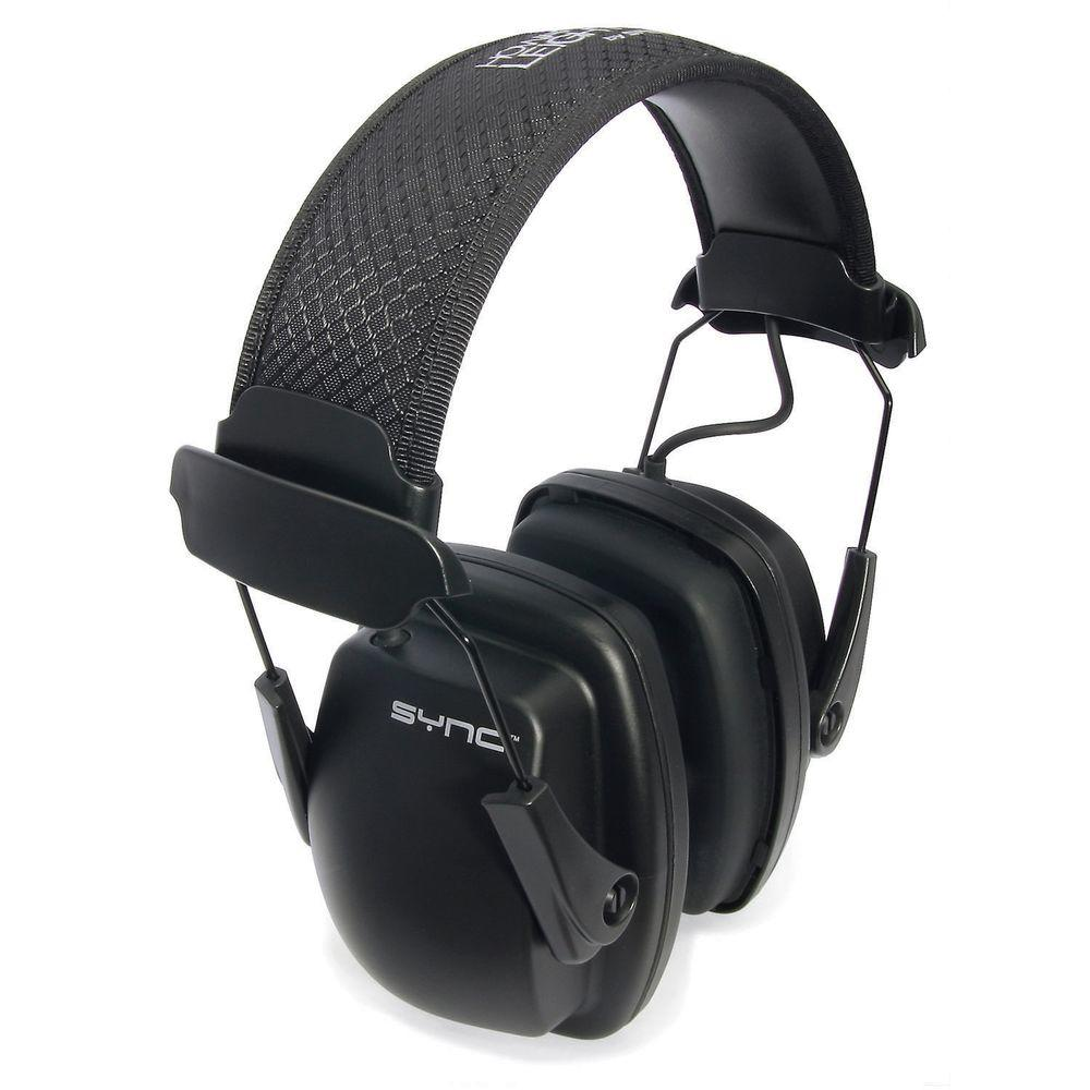 Howard Leight Sync Stereo Earmuffs with Audio Input Jack