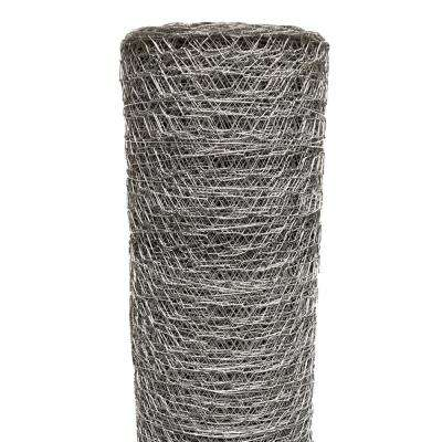 1 in. x 5 ft. x 75 ft. Poultry Netting