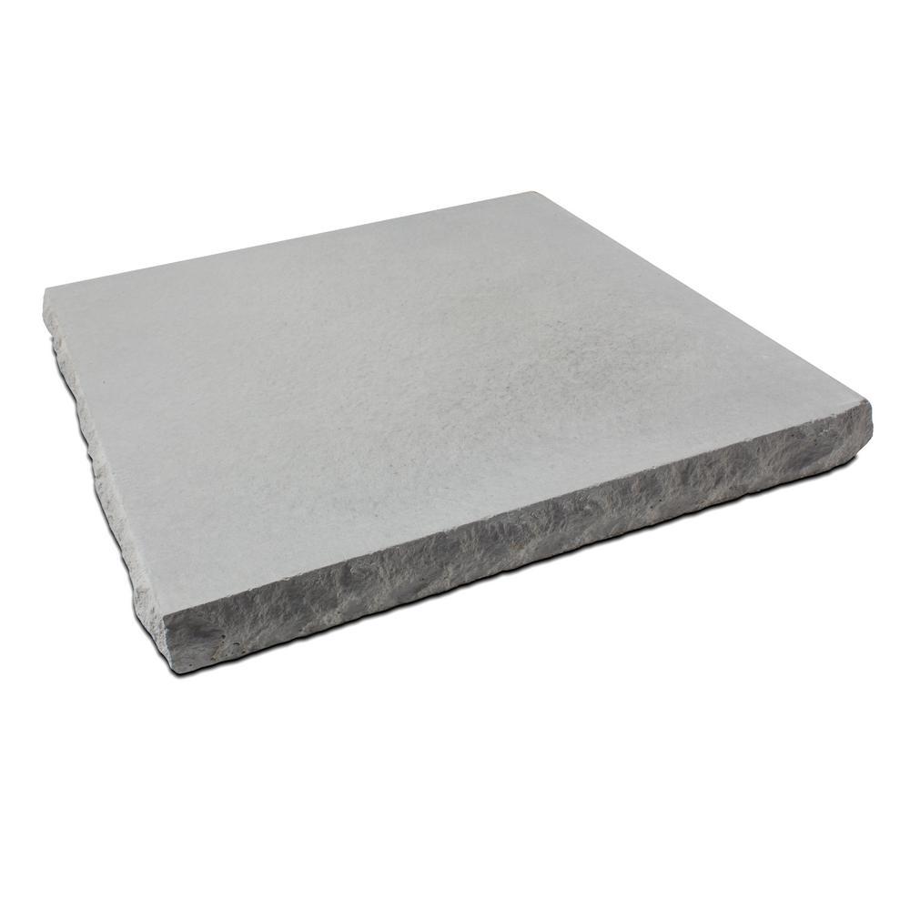 30 in. x 30 in. x 2.25 in. Gray Wetcast Concrete AC Condenser Pad