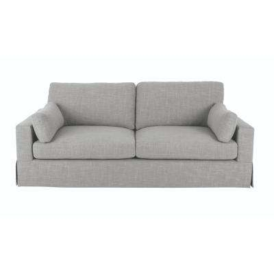 Addilyn Linen Smoke Sofa