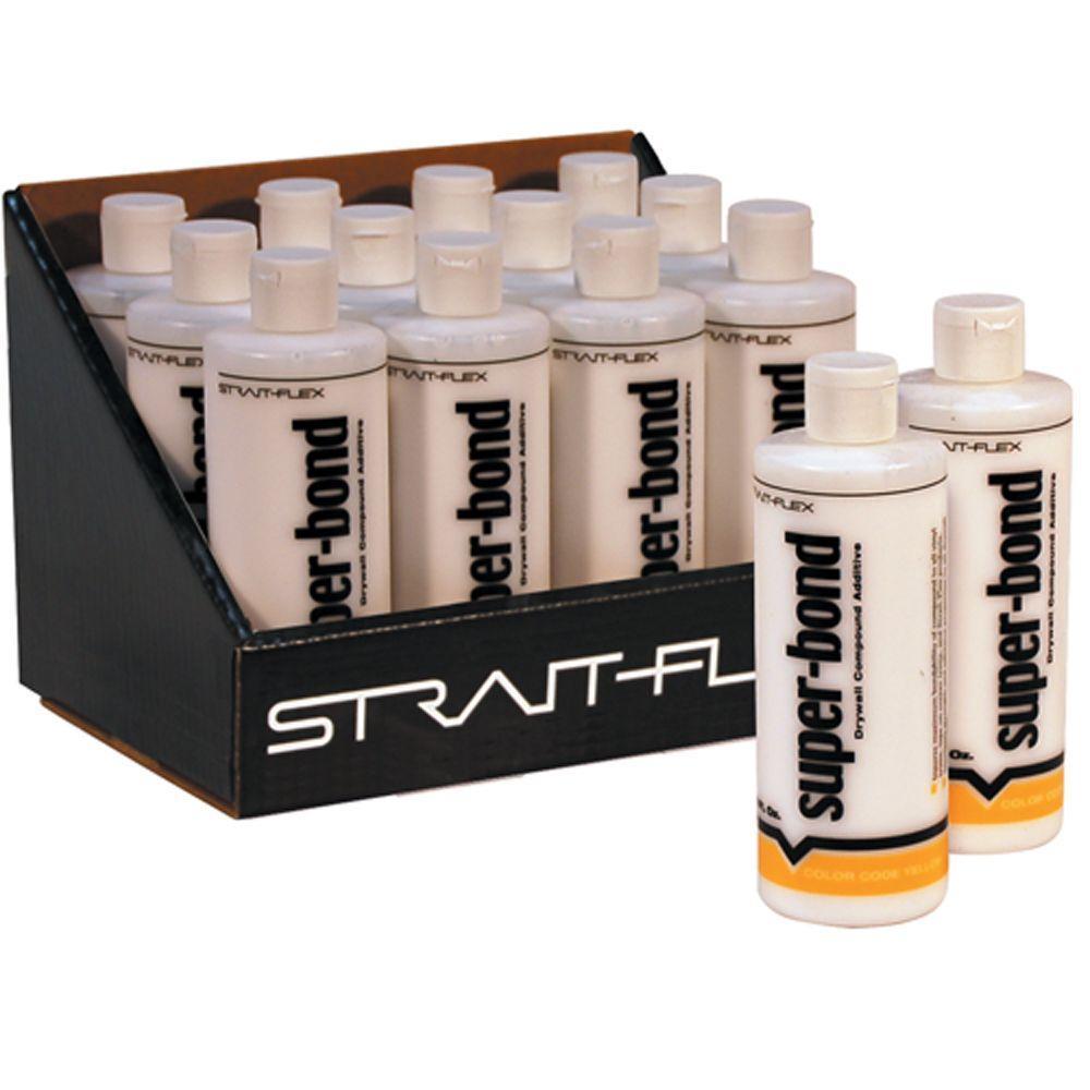 Strait-Flex 16 oz. Super-Bond Drywall Compound Additive