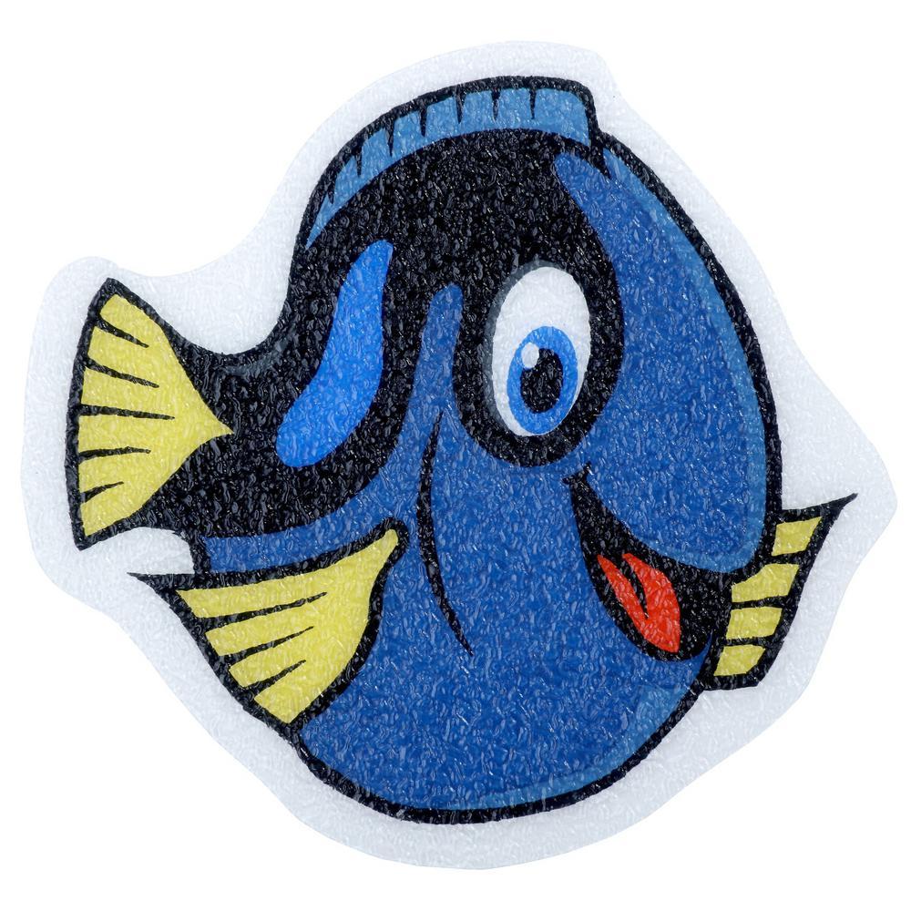 Tang Fish Tub Tattoos (5-count)