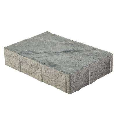 Taverna 11.81 in. L x 7.87 in. W x 50 mm H Rectangle Bluestone Concrete Paver ( 192-Piece/124 Sq. ft./Pallet )