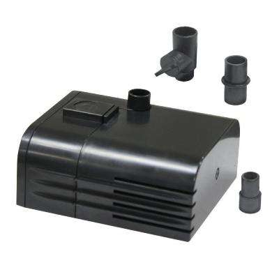 130 GPH Pump and UV Pond Filter
