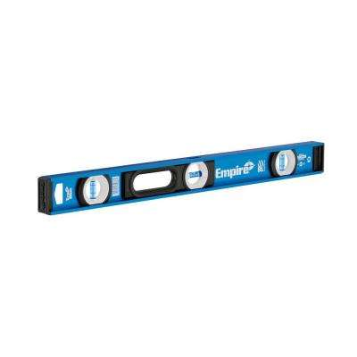 True Blue 24 in. Magnetic I-Beam Level