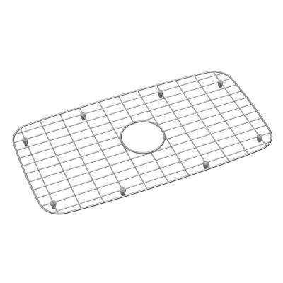 Stainless Steel Bottom Grid Fit Bowl Size 24 in. x 16 in.