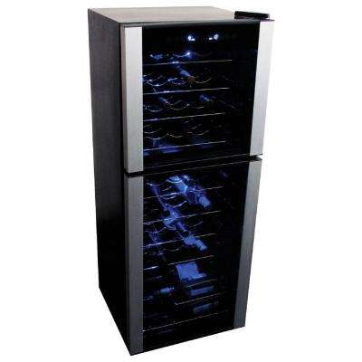 45-Bottle Dual Zone Wine Cellar