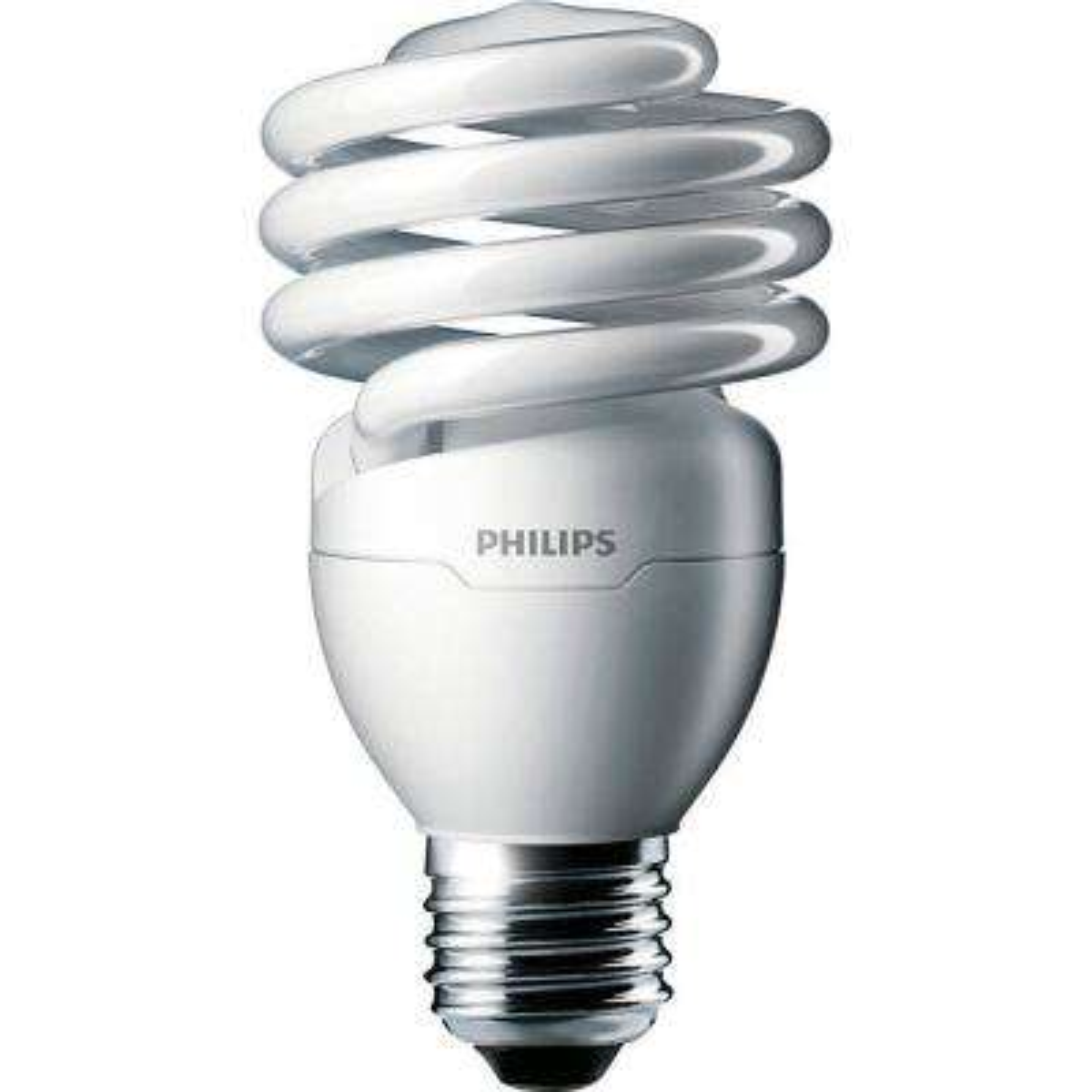100-Watt Equivalent T2 Twister CFL Light Bulb Daylight (5000K)